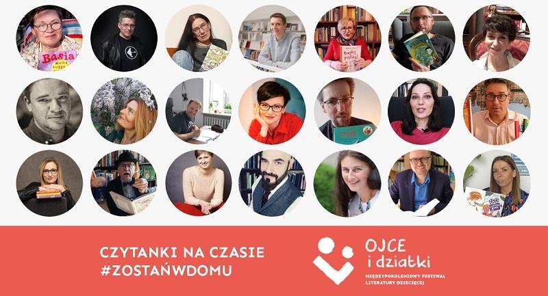 Czytanki_Czytacze - logotyp akcji