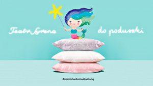 Syrena do poduszki - logotyp