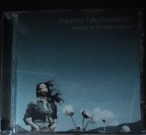 Alanis Morisette_Havoc and Bright Lights_- okładka płyty