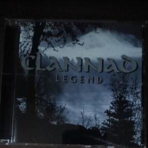 CLANNAD Legend - okładka płyty