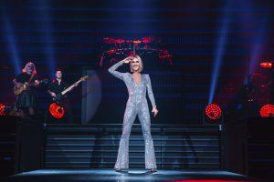 Celine Dion na scenie - materiał prasowy