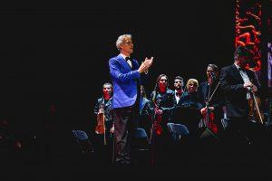 Andrea Bocelli w Poznaniu w 2019 roku - fot. Jakub Janecki