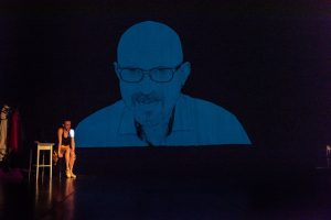 Rozmowa z terapeutą - fot. Piotr Leczkowski