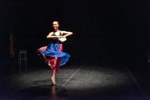 Taniec w puentach - fot. Piotr Leczkowski