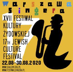 Festiwal Singera - plakat