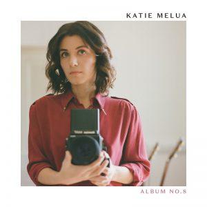 Katie Melua Album No.8 - okładka płyty/ materiał Organizatora
