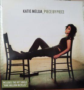 Katie Melua Piece by Piece - okładka płyty/  fot. Roman Soroczyński
