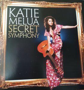 Katie Melua Secret Symphony - okładka płyty/ fot. Roman Soroczyński