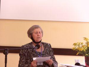 Profesor Anna Kuligowska-Korzeniewska/ fot. Roman Soroczyński