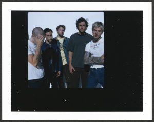 Aktualny skład zespołu The Neighbourhood zaprasza/ materiał Organizatora