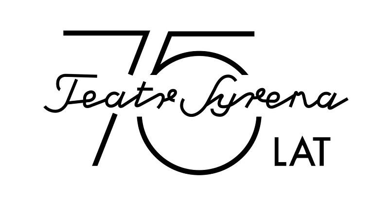 75 lat Teatru Syrena_logotyp