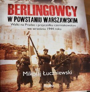 Berlingowcy - okładka/ fot. Roman Soroczyński