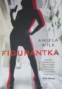 Figurantka - okładka/ fot. Roman Soroczyński