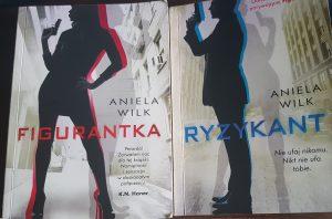 Figurantka i Ryzykant okładki/ fot. Roman Soroczyński