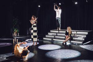 Niespodziewane zastępstwo - fot. Teatr Syrena
