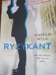 Ryzykant - okładka/ fot. Roman Soroczyński