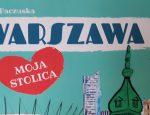 Warszawa moja stolica fragment okładki