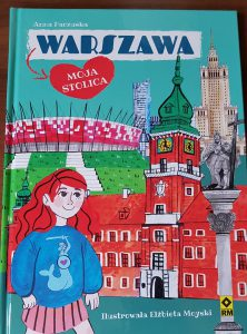 Warszawa moja stolica - okładka/ fot. Roman Soroczyński
