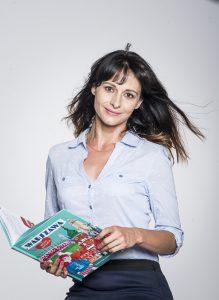 Anna Paczuska i Warszawa - moja stolica/ fot. Monika Szałek