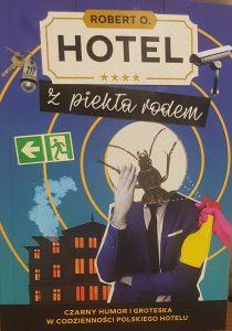 Hotel... - okładka/ fot. Roman Soroczyński