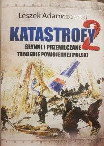 Katastrofy 2... - okładka/fot. Roman Soroczyński