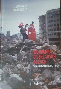 Wojownicy... - okładka/ fot. Roman Soroczyński