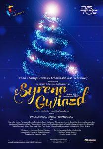 Koncert SYRENA GWIAZD - plakat