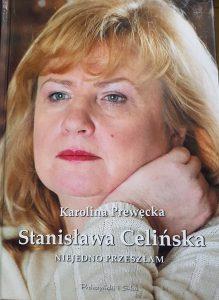 Stanisława Celińska na okładce - fot. Roman Soroczyński