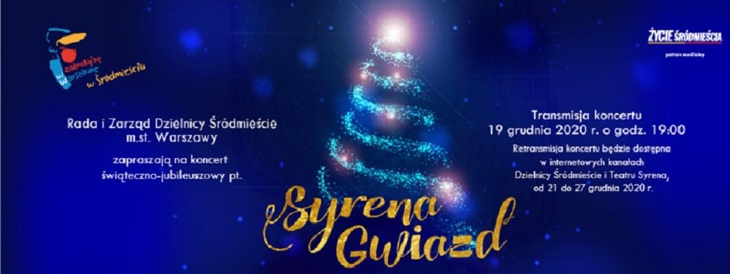 Koncert świąteczny - zaproszenie