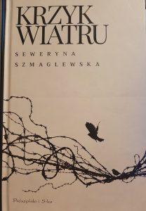 Krzyk wiatru - okładka/ fot. Roman Soroczyński