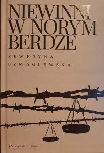 Niewinni w Norymberdze - okładka/ fot. Roman Soroczyński