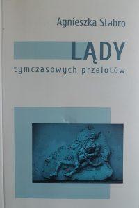 Lądy... - okładka/ fot. Roman Soroczyński