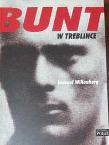 Bunt w Treblince - okładka/ fot. Roman Soroczyński