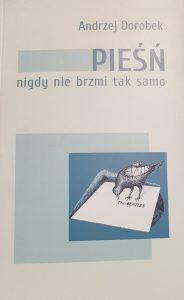 Pieśń nigdy... - okładka/ fot. Roman Soroczyński