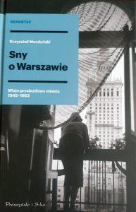 Sny o Warszawie - okładka/ fot. Roman Soroczyński
