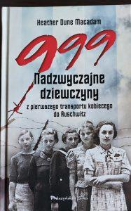 999. Nadzwyczajne dziewczyny - okładka/ fot. Roman Soroczyński