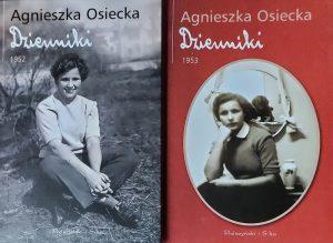 Agnieszka Osiecka - dzienniki 1952 i 1953/ fot. Roman Soroczyński