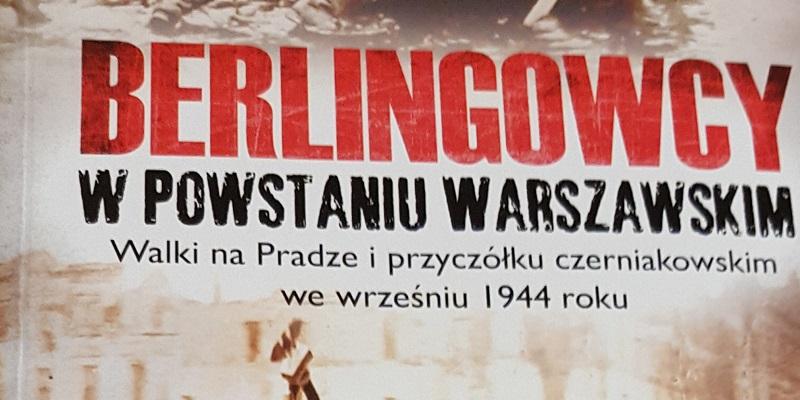 Berlingowcy fragment okładki
