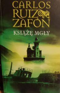 Książę mgły - okładka/ fot. Roman Soroczyński