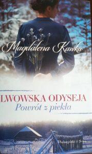 Lwowska odyseja tom 2 -okładka/ fot. Roman Soroczyński