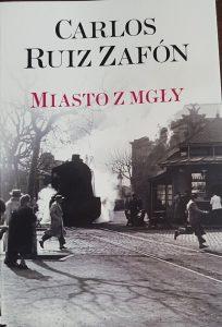 Miasto z mgły - okładka/ fot. Roman Soroczyński