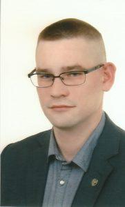 Mikołaj Łuczniewski 2020 - fot. z prywatnych zbiorów