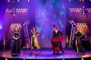 Bitwa o tron - jurorki/ fot. Teatr Syrena