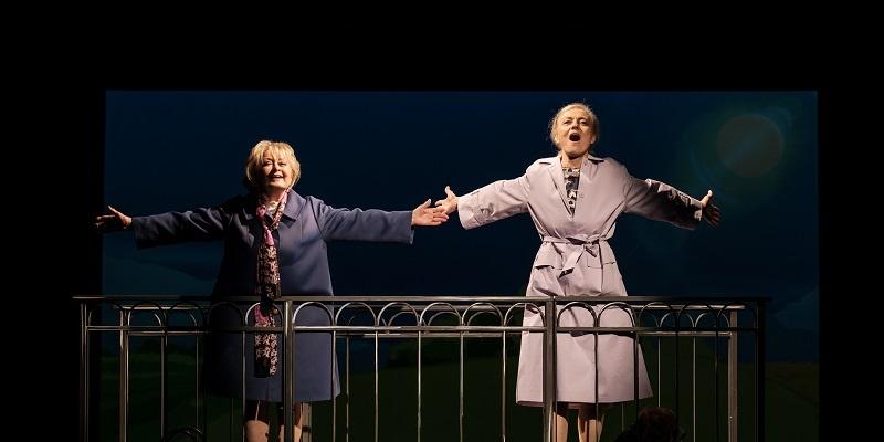 Claude i Margot - tytułowe Uciekinierki