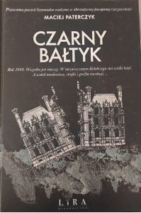 Czarny Bałtyk - okładka/ fot. Roman Soroczyński
