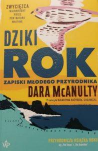 Dziki rok - okładka/ fot. Roman Soroczyński/AJ
