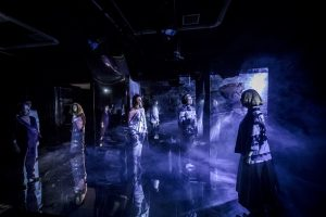 Teatr Żydowski - MYKWA/ fot. Kasia Chmura