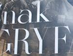 Znak Gryfa fragment okładki
