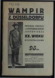 Wampir... - broszura okolicznościowa/ fot. materiał Wydawnictwa Lira