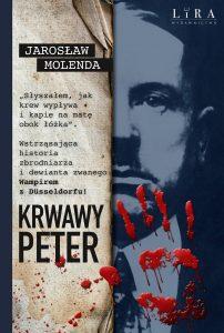 Krwawy Peter - okładka/ fot. Wydawnictwo Lira